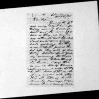 Letter from Jack Avery to Daniel Dudley Avery, November 21, 1865