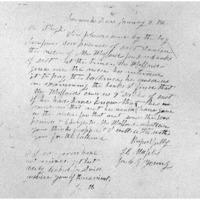 J. C. Maples to Richard L. Pugh, January 2, 1865