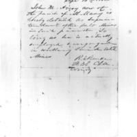 Detail Exemption for John M. Avery