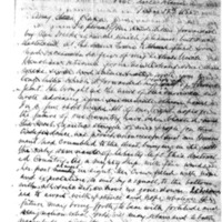 Letter from Dudley Avery to Daniel D. Avery, May 12, 1865